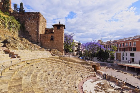 Costa del Sol: Römisches Theater