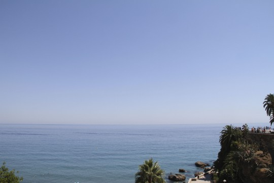 Costa del Sol: Balcón de Europa