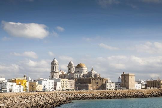 Costa de la Luz: Kathedrale von Cadiz