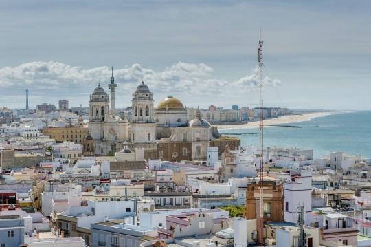 Costa de la Luz: Cádiz