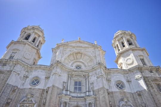 Costa de la Luz: Kathedrale von Cádiz