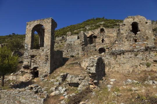 Türkische Riviera: Anemurion