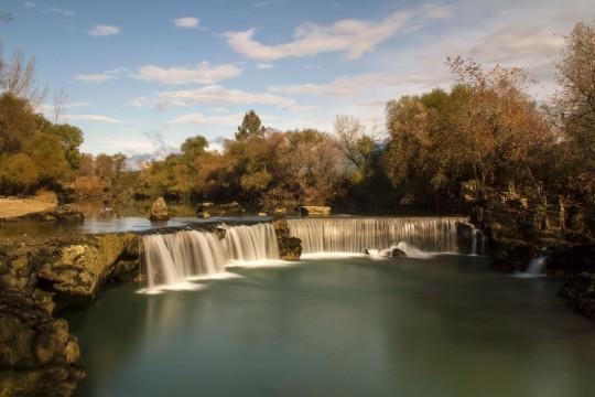Türkische Riviera: Manavgat Wasserfall
