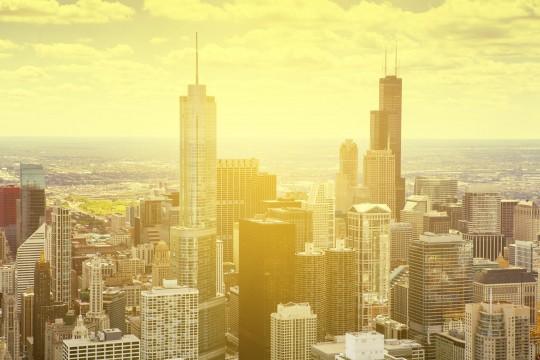 Chicago: Stadtbild