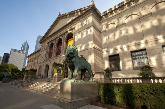 Chicago: Art Institute of Chicago