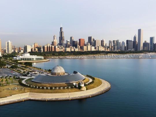 Chicago: Adler Planetarium