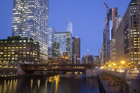 Chicago: Wacker Drive