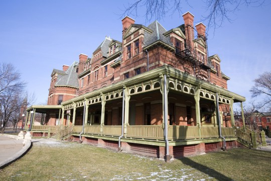 Chicago: Pullman Historic District