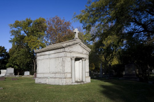 Chicago: Graceland Cemetery