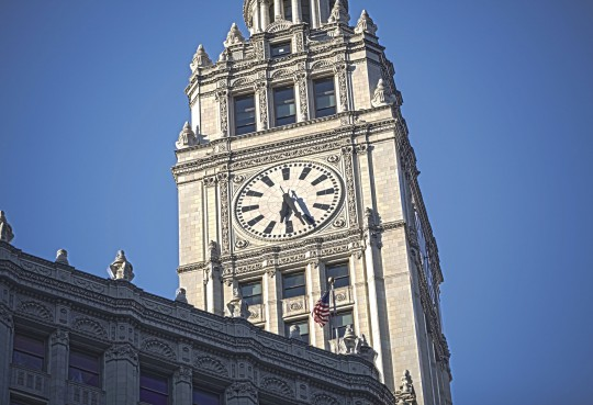 Chicago: Wrigley Building