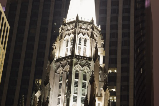 Chicago: Chicago Temple