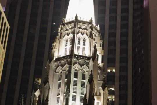 Chicago: Chicago Temple