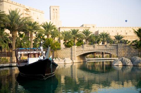 Dubai: Jumeirah Archaeological Site