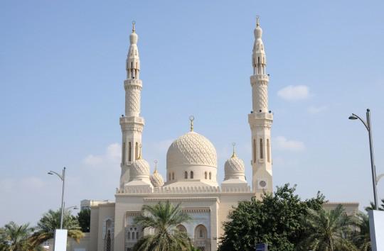 Dubai: Jumeirah-Moschee