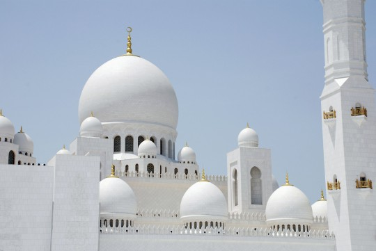 Dubai: Dubai Grand Mosque