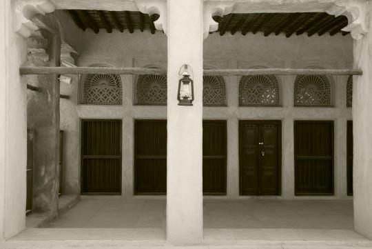 Dubai: Haus des Sheikh Saeed al Maktoum