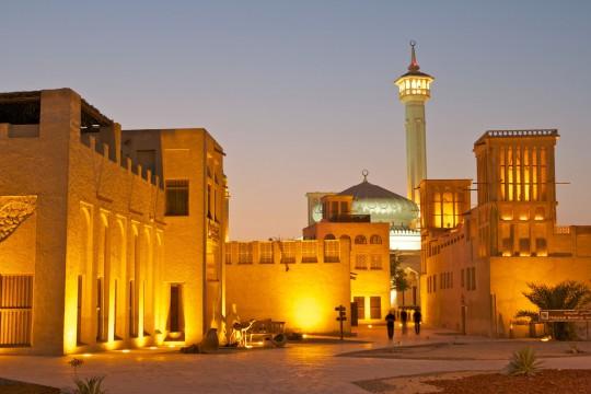 Dubai: Al Bastakiya
