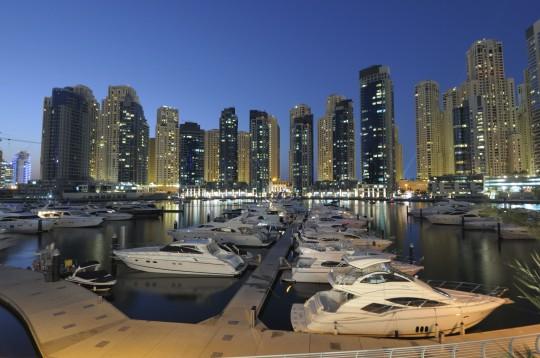 Dubai: Dubai Marina Walk