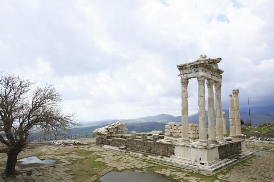 Türkische Ägäis: Pergamon