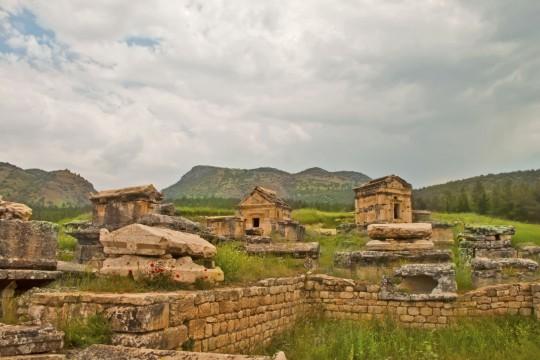 Türkische Ägäis: Hierapolis