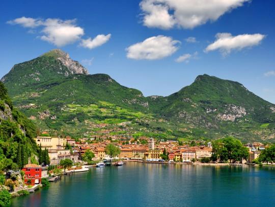 Gardasee: Landschaft
