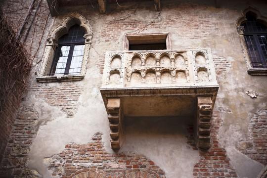 Gardasee: Verona - Casa di Giulietta
