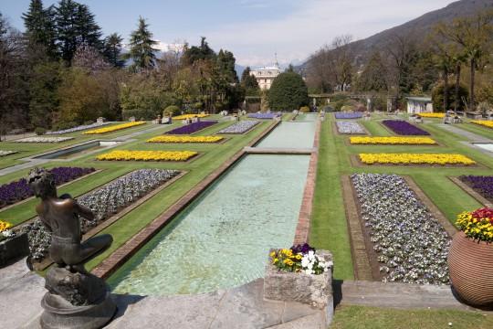 Gardasee: Giardino Botanici di Villa Taranto
