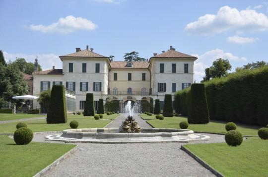 Gardasee: Varese - Villa Panza