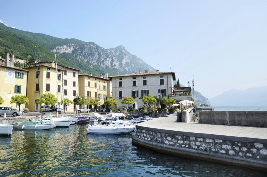 Gardasee: Gargnano - Palazzo Feltrinelli