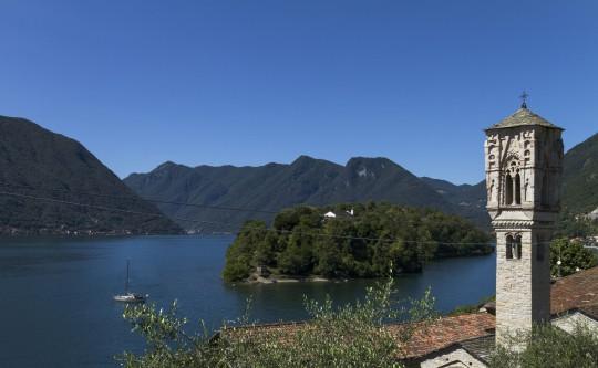 Gardasee: Sacro Monte di Ossuccio