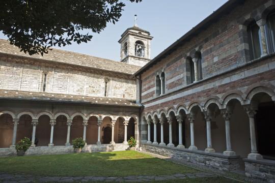 Gardasee: Piona Kloster