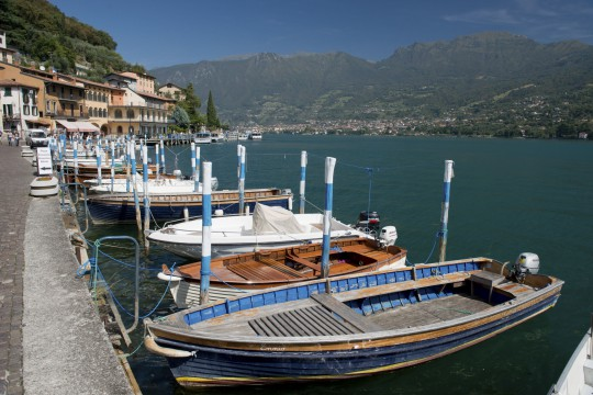 Gardasee: Monte Isola - Lago iseo
