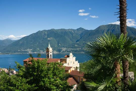 Gardasee: Madonna del Sasso