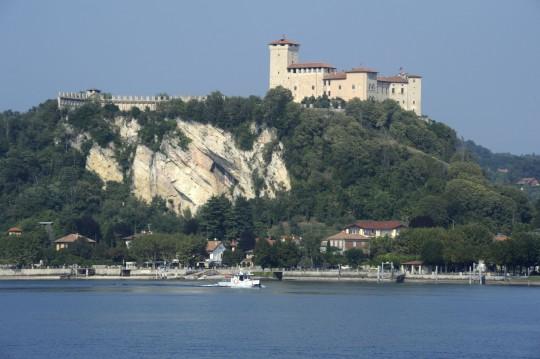 Gardasee: Rocca di Angera