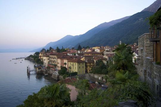 Gardasee: Castelli di Cannero