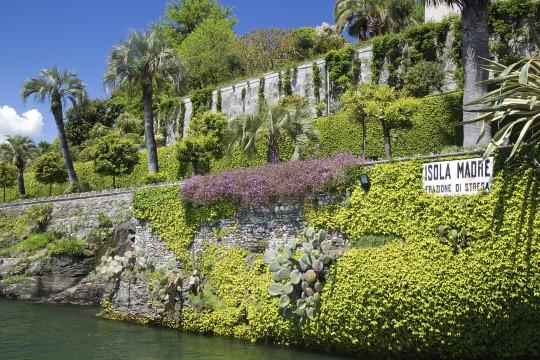 Gardasee: Isola Madre