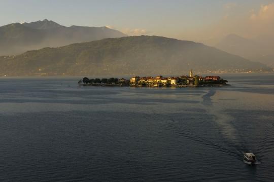 Gardasee: Isola dei Pescatori (Isola Superiore)