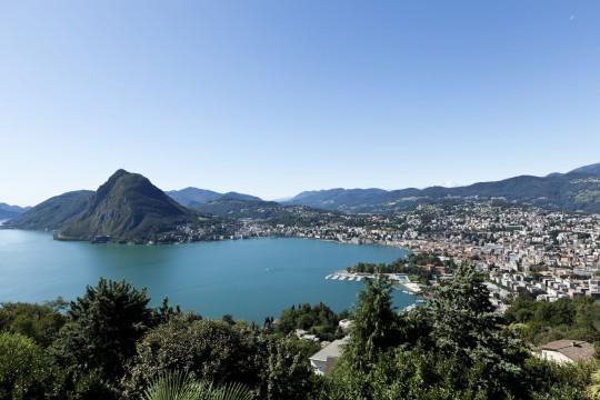 Gardasee: Lugano