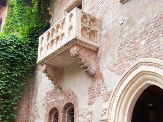 Verona: Casa di Giulietta