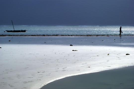Kenianische Küste: Stand Diani