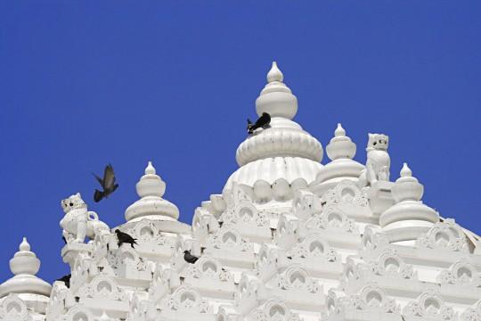 Kenianische Küste: Jain Tempel
