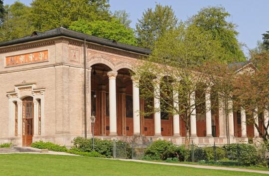 Baden-Baden: Trinkhalle