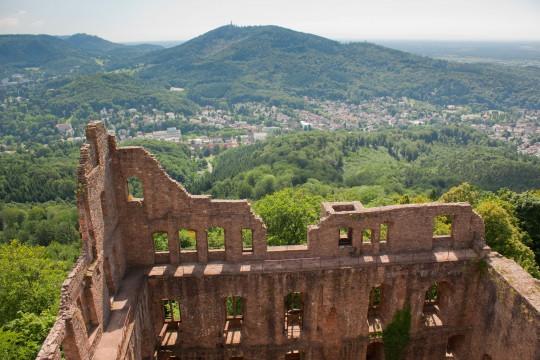 Baden-Baden: Altes Schloss