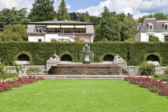 Baden-Baden: Rosenneuheitengarten
