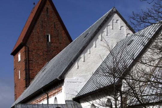 Nordsee (SH): Kirche St. Severin