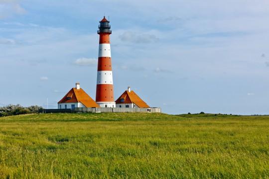 Nordsee (SH): Leuchttürme