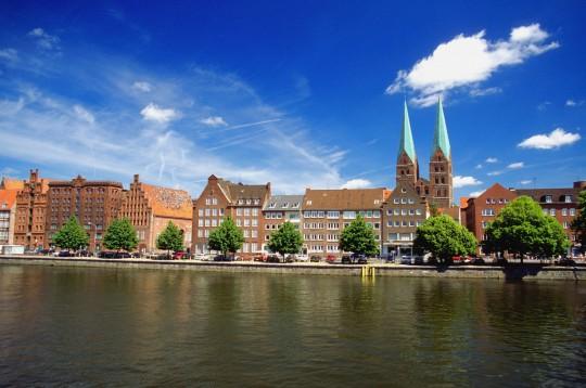 Ostsee (SH): Lübeck