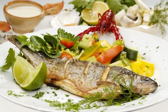 Kolles Fischpfanne (Symbolbild)