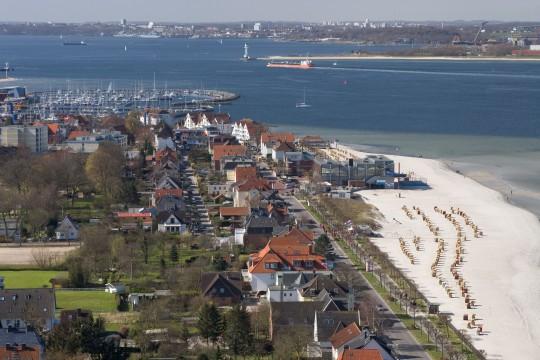 Ostsee (SH): Marine-Ehrenmal und U-Boot U995