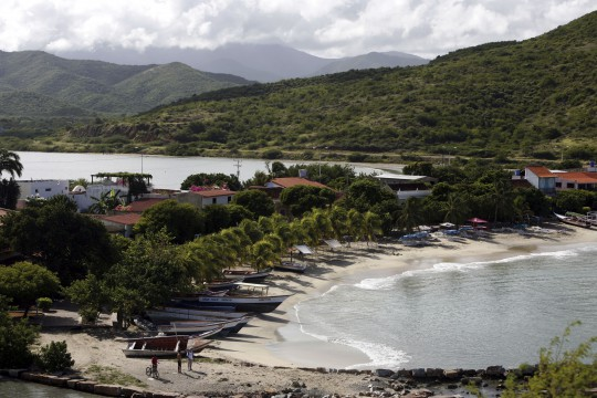 Isla Margarita: Pedro Gonzalez